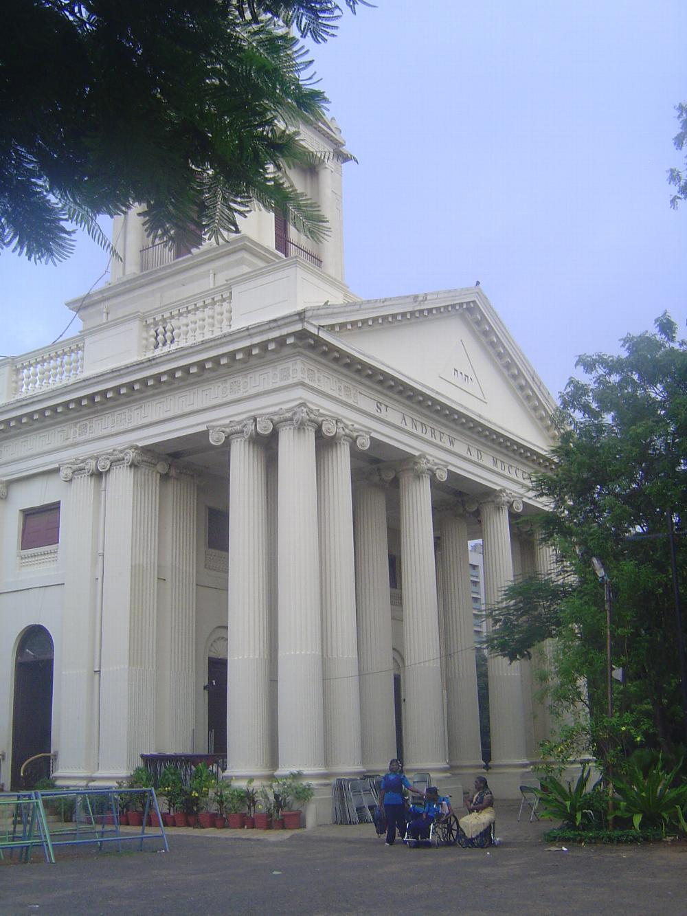 Peninsular India: Chennai / Madras 3: British Churches picture 12