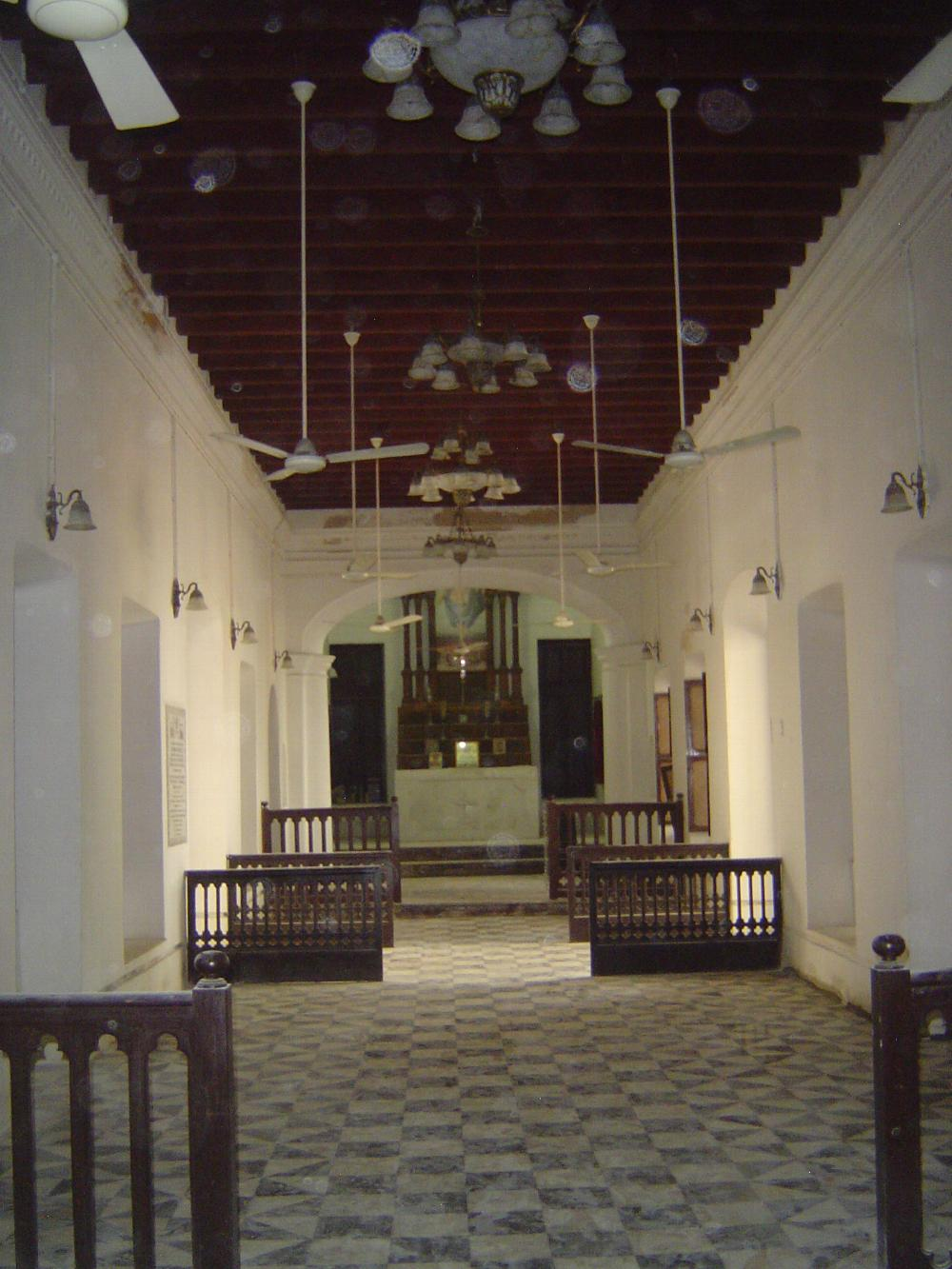 Peninsular India: Chennai / Madras 3: British Churches picture 34