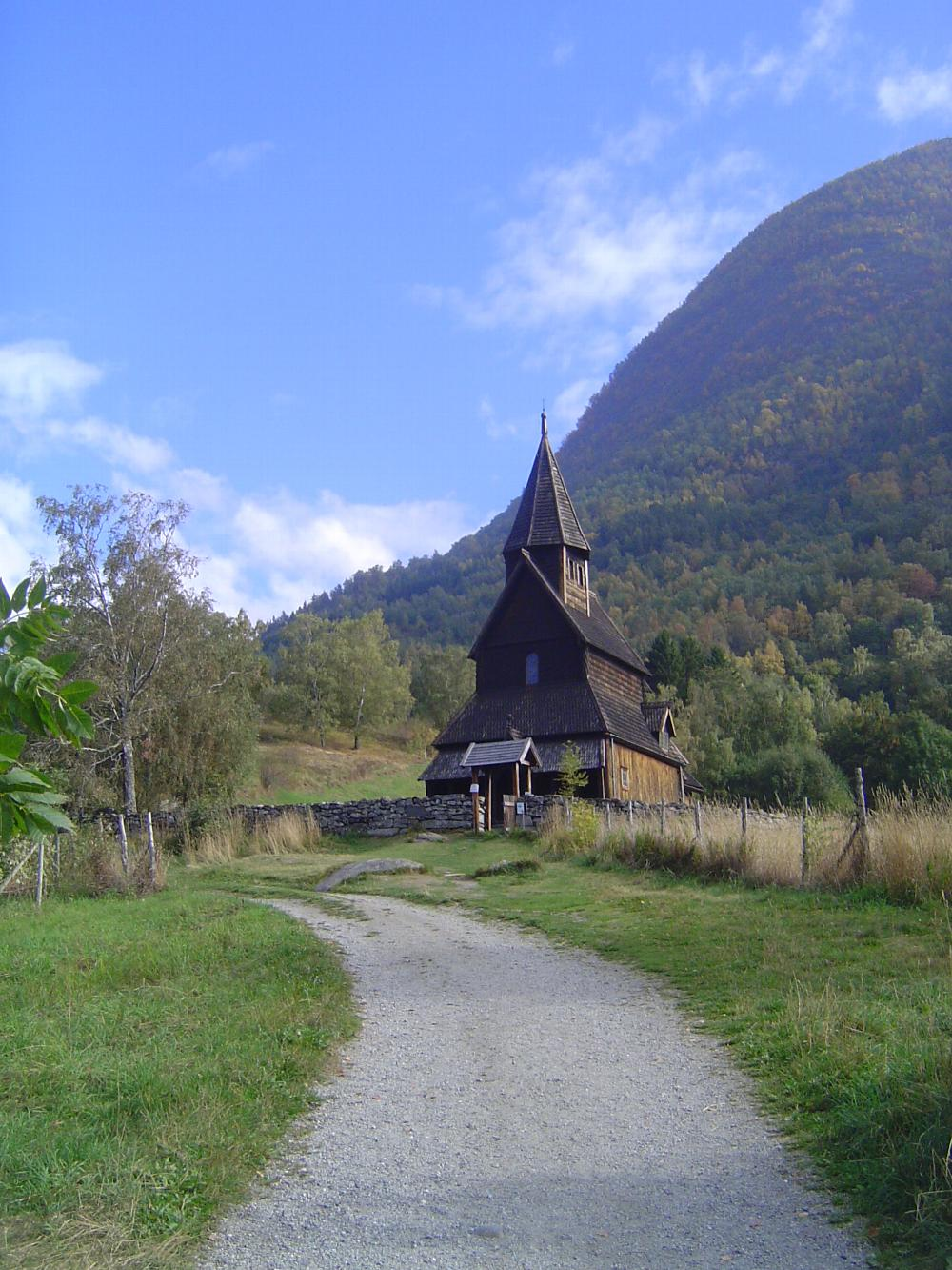 Norway: Urnes and Borgund Stave Churches picture 13