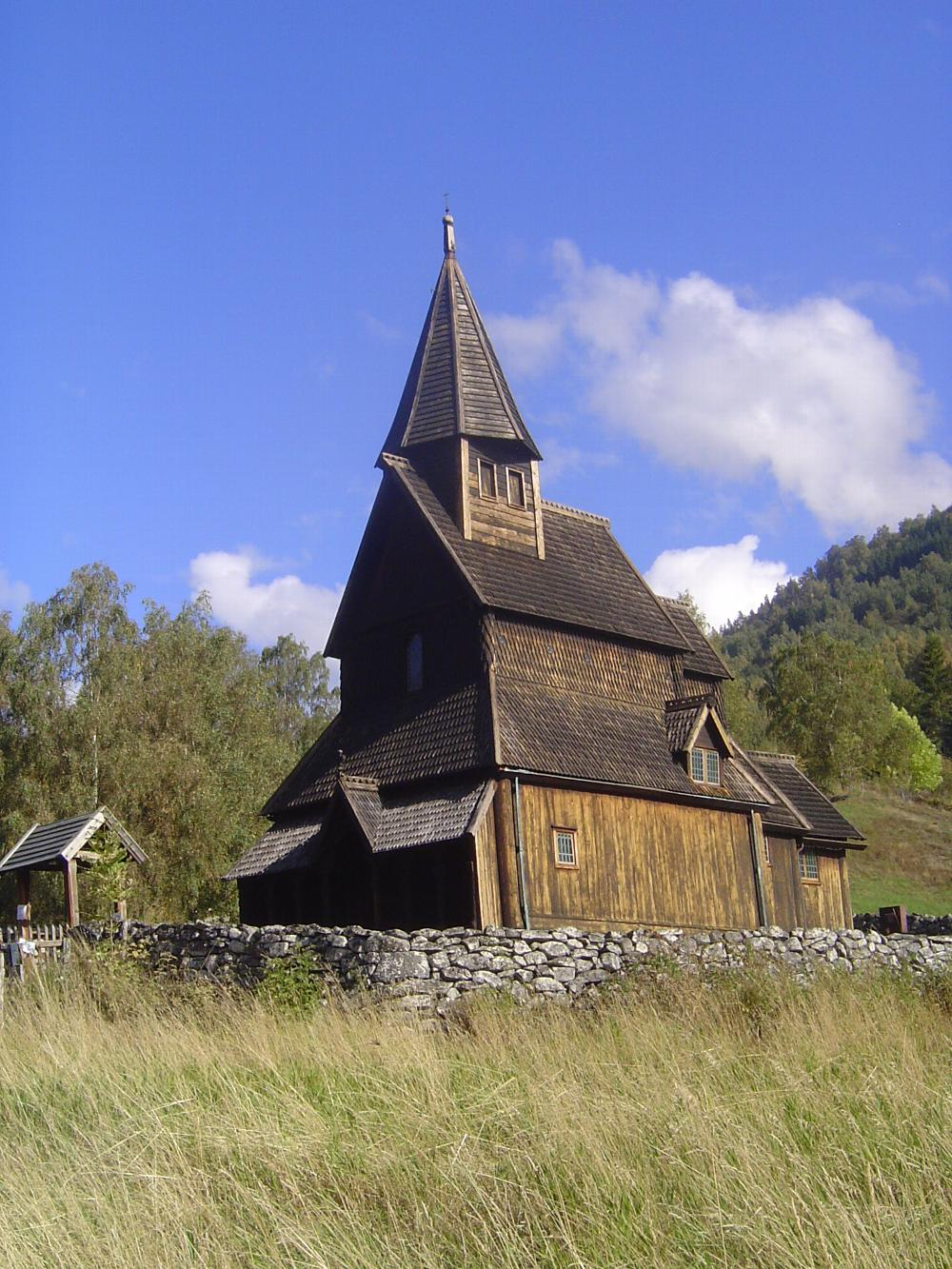 Norway: Urnes and Borgund Stave Churches picture 14