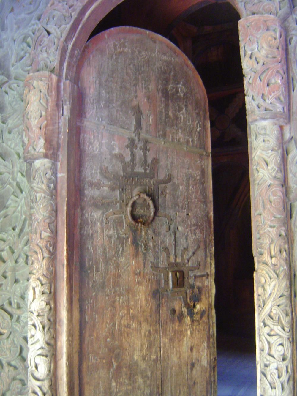 Norway: Urnes and Borgund Stave Churches picture 5