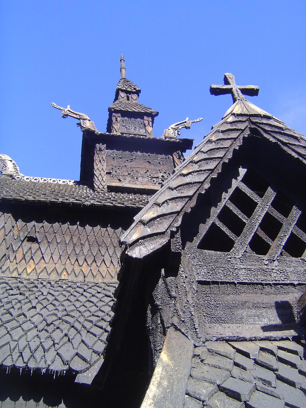 Norway: Urnes and Borgund Stave Churches picture 12