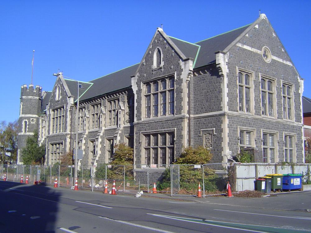 New Zealand: Christchurch picture 16