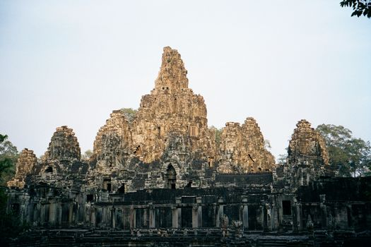 Cambodia (Angkor): Monuments in Angkor Thom picture 1
