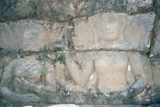 Cambodia (Angkor): Monuments in Angkor Thom picture 15