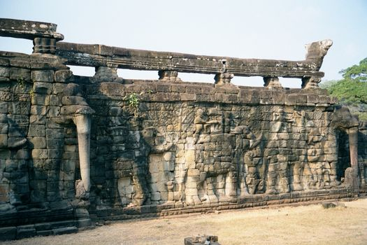 Cambodia (Angkor): Monuments in Angkor Thom picture 17