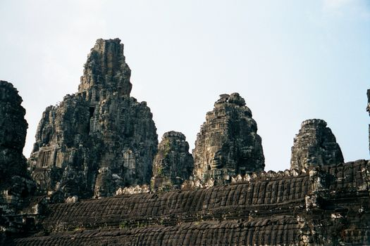 Cambodia (Angkor): Monuments in Angkor Thom picture 2