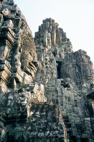 Cambodia (Angkor): Monuments in Angkor Thom picture 3
