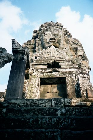 Cambodia (Angkor): Monuments in Angkor Thom picture 4