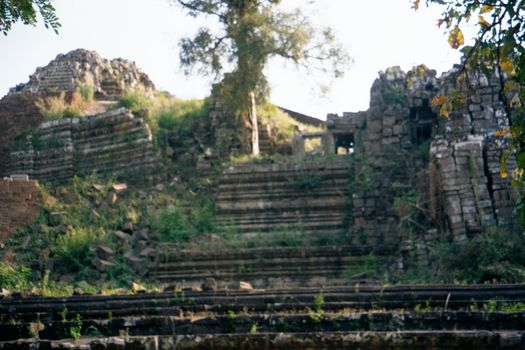 Cambodia (Angkor): Monuments in Angkor Thom picture 9