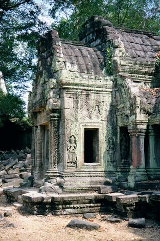 Cambodia (Angkor): Ta Prohm and Vicinity picture 11