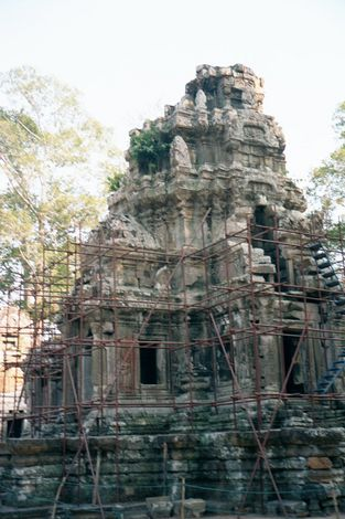 Cambodia (Angkor): Ta Prohm and Vicinity picture 2