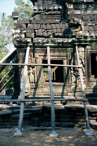 Cambodia (Angkor): Ta Prohm and Vicinity picture 20