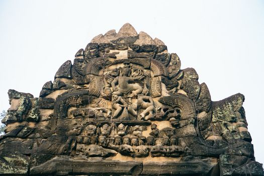 Cambodia (Angkor): East Mebon and Banteay Samre picture 13