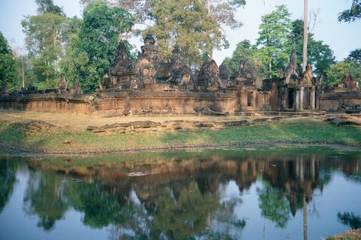 Cambodia (Angkor): Banteay Srei picture 1