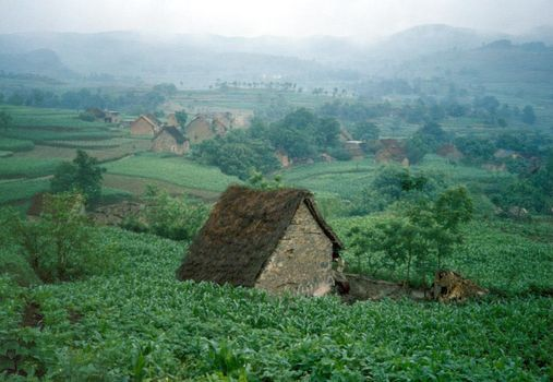 China: Yunnan Village: Hengdi picture 2