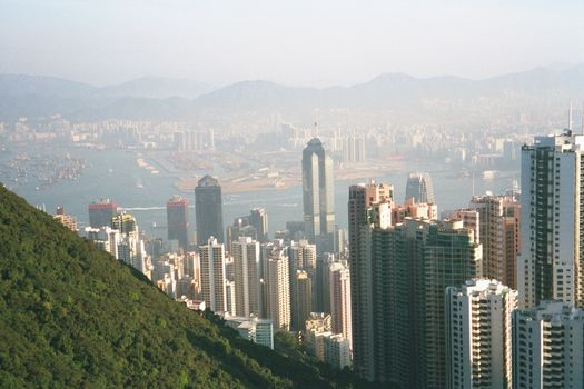 China: Hong Kong 2:From the Peak picture 1