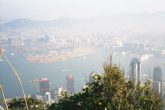 China: Hong Kong 2:From the Peak picture 6