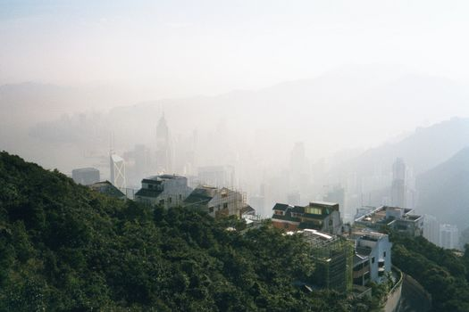 China: Hong Kong 2:From the Peak picture 9