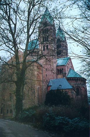 Germany: Speyer Cathedral picture 11