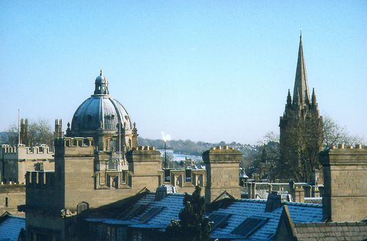 The United Kingdom: Oxford picture 2