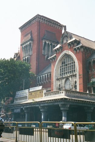 Peninsular India: Chennai / Madras 2: British Public Buildings picture 31