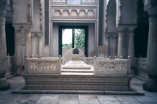 Peninsular India: Hyderabad: Paigah Tombs