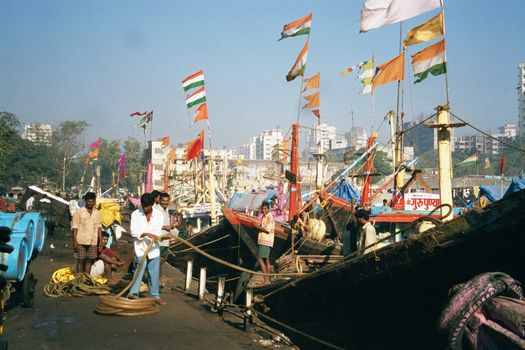 Peninsular India: Mumbai / Bombay: Rising or Sinking? picture 6