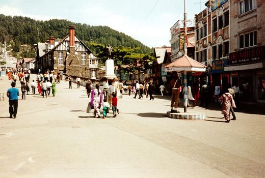 Northern India: Shimla picture 2
