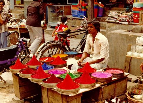 India Themes: Merchants and Markets picture 9