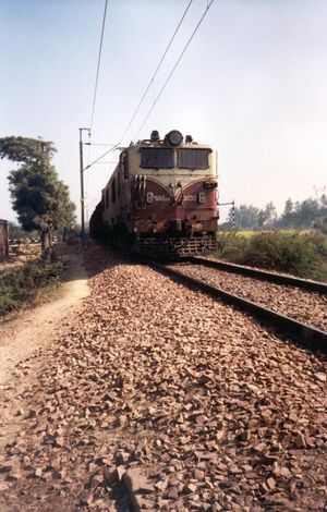 India Themes: Roads, Navigation Canals, Railroads, Telephones picture 20