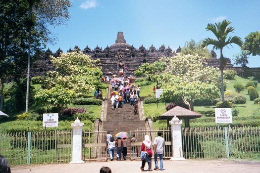 Indonesia: Borobudur 1 picture 1