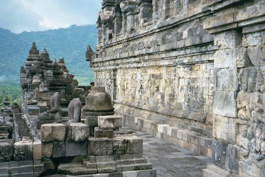 Indonesia: Borobudur 1 picture 9