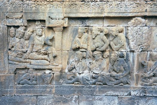 Indonesia: Borobudur 3 picture 6