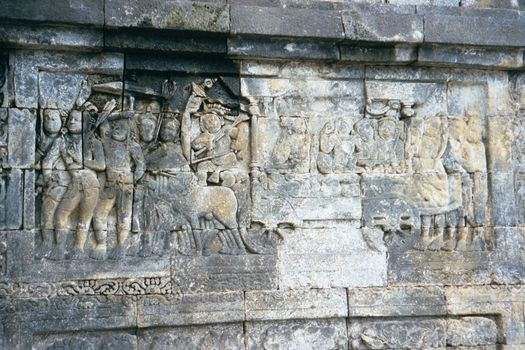 Indonesia: Borobudur 4 picture 17