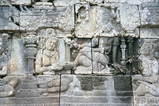 Indonesia: Borobudur 4 picture 20