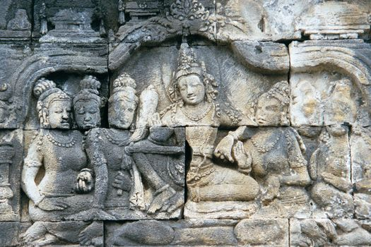 Indonesia: Borobudur 4 picture 29