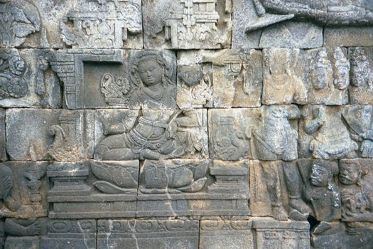 Indonesia: Borobudur 5 picture 3
