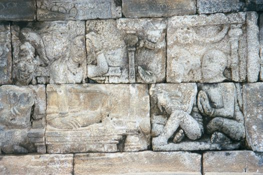 Indonesia: Borobudur 5 picture 7