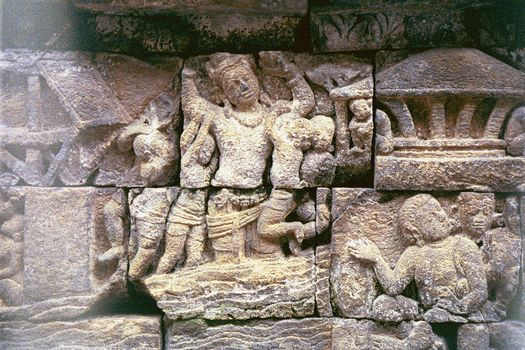 Indonesia: Borobudur 5 picture 9