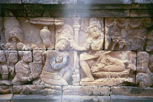 Indonesia: Borobudur 5 picture 10