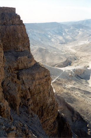 Israel: The Dead Sea, Ein Gedi, and Masada picture 10