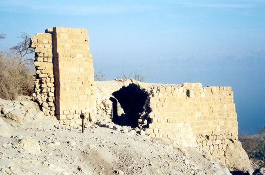 Israel: The Dead Sea, Ein Gedi, and Masada