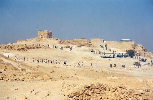 Israel: The Dead Sea, Ein Gedi, and Masada picture 8