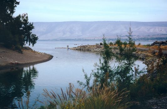 Israel: The Jordan River Below Kinneret picture 2