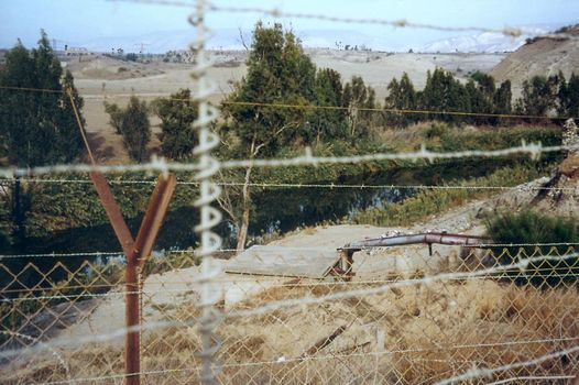 Israel: The Jordan River Below Kinneret picture 7