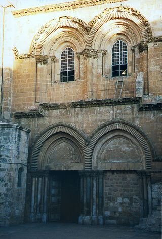 Jerusalem: The Church of the Holy Sepulcher picture 1