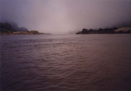 Laos: Mekong Below Houayxay picture 5