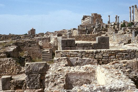 Morocco: Volubilis picture 2