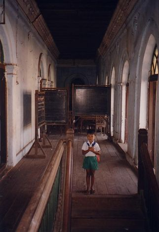 Burma / Myanmar: Moulmein  2:  Mosques, Churches, Schools picture 13
